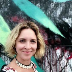 El mensaje de amor de Carla Peterson a Martín Lousteau