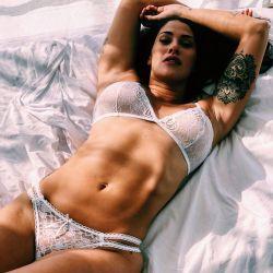 Ivana Nadal al desnudo