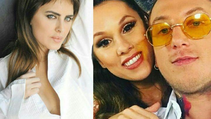 El Polaco enfrentó a Silvina Luna y negó las versiones sobre su salud