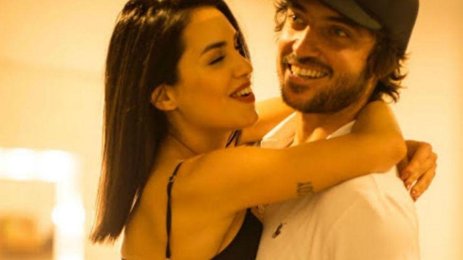 Lali Espósito compartió un video inédito a los besos con su novio