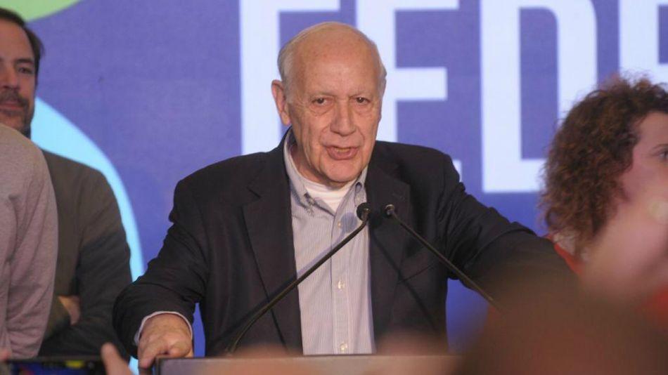 Roberto Lavagna, precandidato presidencial.