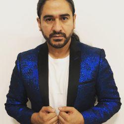Ariel Puchetta, el cantante de Ráfaga, fue padre por segunda vez