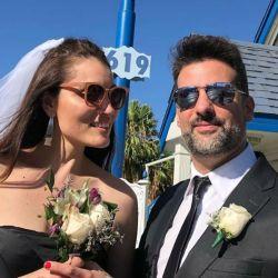 casamiento de Jose Maria Listorti