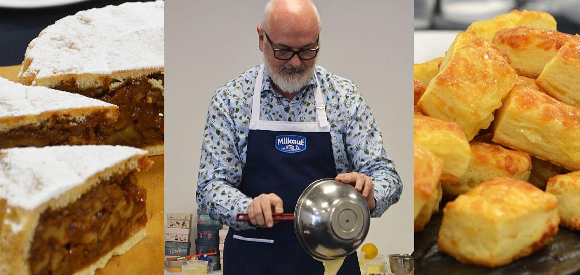 Osvaldo Gross comparte dos recetas de tradición suiza