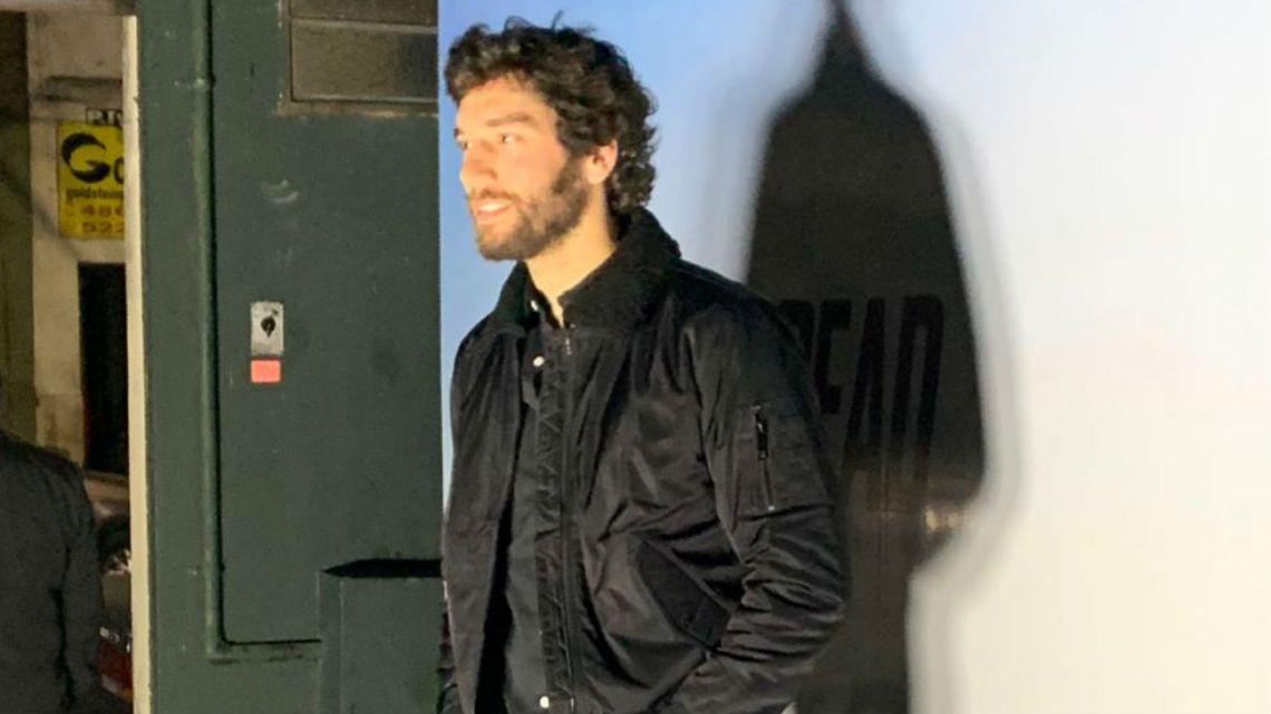 La primera salida de soltero de Mariano Balcarce tras su ruptura con Pampita