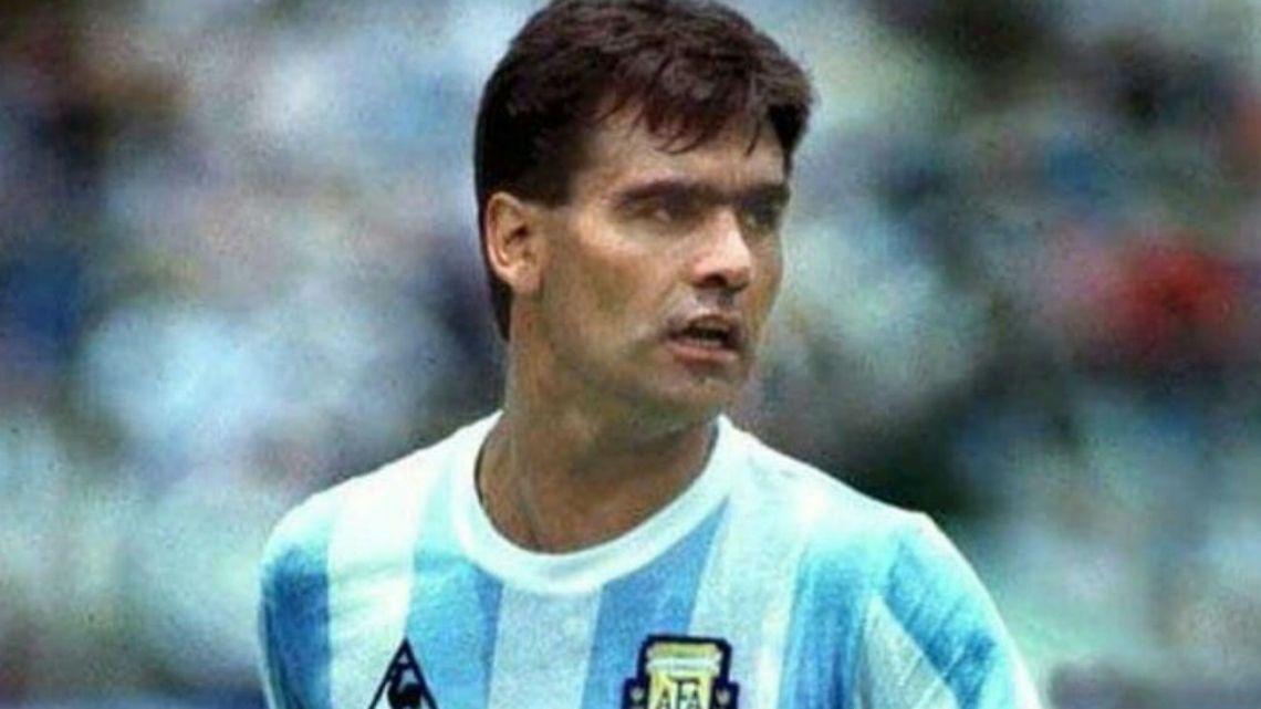 """Murió José Luis """"Tata"""" Brown, campeón de la Selección Argentina en 1986"""