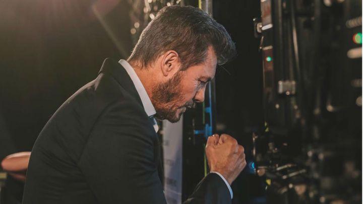 El fuerte enojo de Marcelo Tinelli con un integrante del Bailando