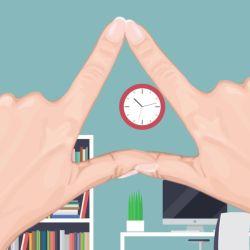 Para determinar el ojo dominante, cruzar las manos con los brazos extendidos, y observar con ambos ojos un objeto lejano mientras se acercan las manos a la cara. El orificio formado irá directo a uno de los ojos. Ese será el dominante.