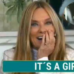 Laura se enteró que tendrá una nieta