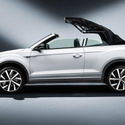 Nuevo Volkswagen T-Roc Cabriolet.