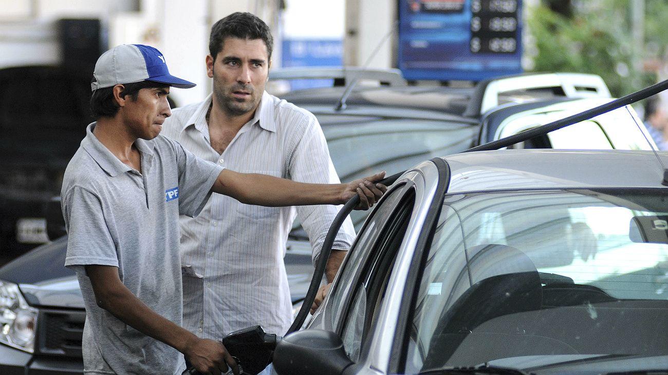 Naftas: Macri dio marcha atrás con el congelamiento de los precios