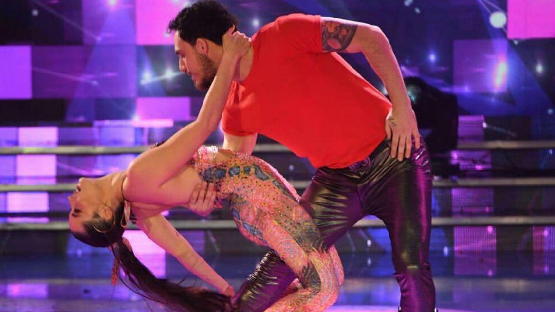 El coach de Flor Torrente reveló detalles del romance entre la joven y su bailarín
