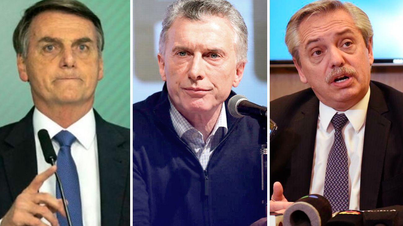 El PJ repudia el silencio del Gobierno frente a los ataques de Bolsonaro