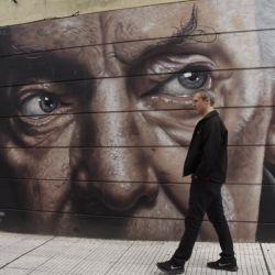 El virtuoso muralismo montevideano está a la vuelta de la esquina.