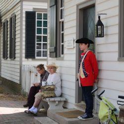 Las casas coloniales fueron restauradas y mantenidas como en el siglo 19.