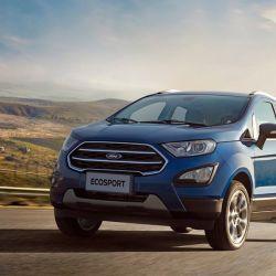 Ford Ecosport Segunda Generación