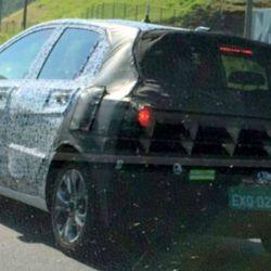 Fotos espía del Chevrolet Onix