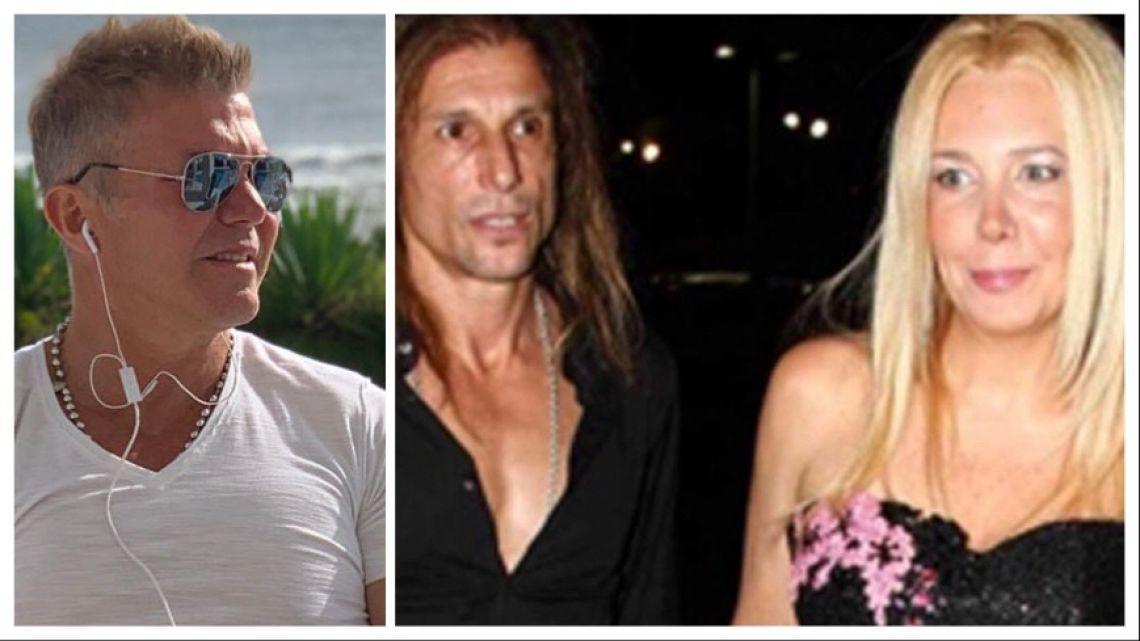 Fernando Burlando confirmó el millonario divorcio entre Caniggia y Nannis