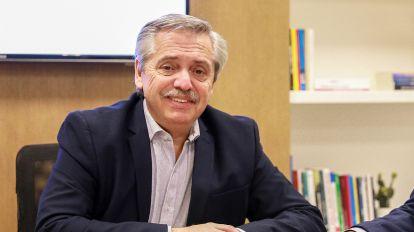 Alberto F. criticó las medidas económicas y alertó sobre la caída de reservas