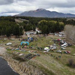 Los participantes recorrerán 63 kilómetros divididos en cuatro tramos: esquí y snowboard, mountain bike, kayak y running.