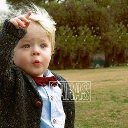 """Así palpita su primer """"Dia del Niño"""", Dionisio, el hijo de Flavio Mendoza"""
