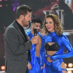 La reacción de Flor Vigna cuando Marcelo le preguntó por la relación de Pampita y Occhiato