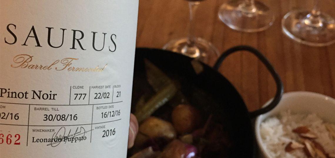 ¿Pagarías U$558.000 por un Pinot Noir?
