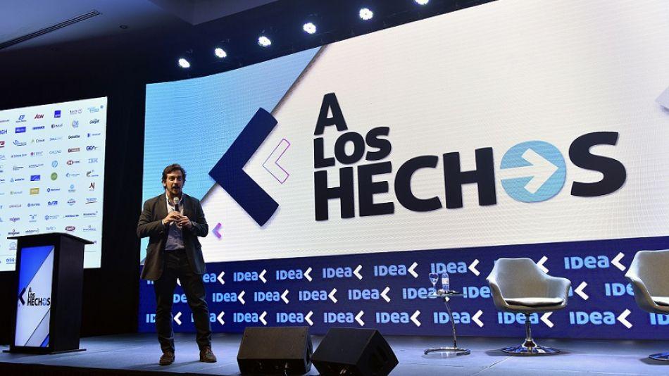 Federico Procaccini en Experiencia IDEA Rosario.