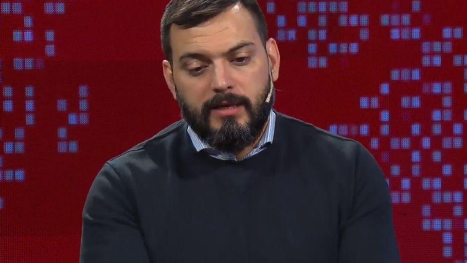 El economista Emmanuel Álvarez Agis, exviceministro de Economía de Cristina Kirchner