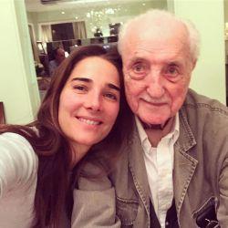 El emotivo mensaje de Juana Viale tras la muerte de José Martínez Suárez