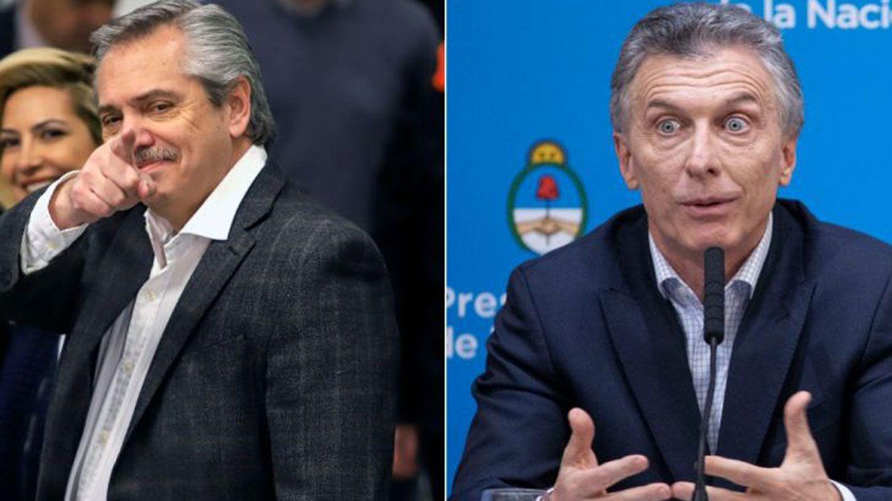 DUDA. ¿Cómo deben comportarse Alberto Fernández y Mauricio Macri? ¿Cómo mandatarios –electo y en salida– o como candidatos?