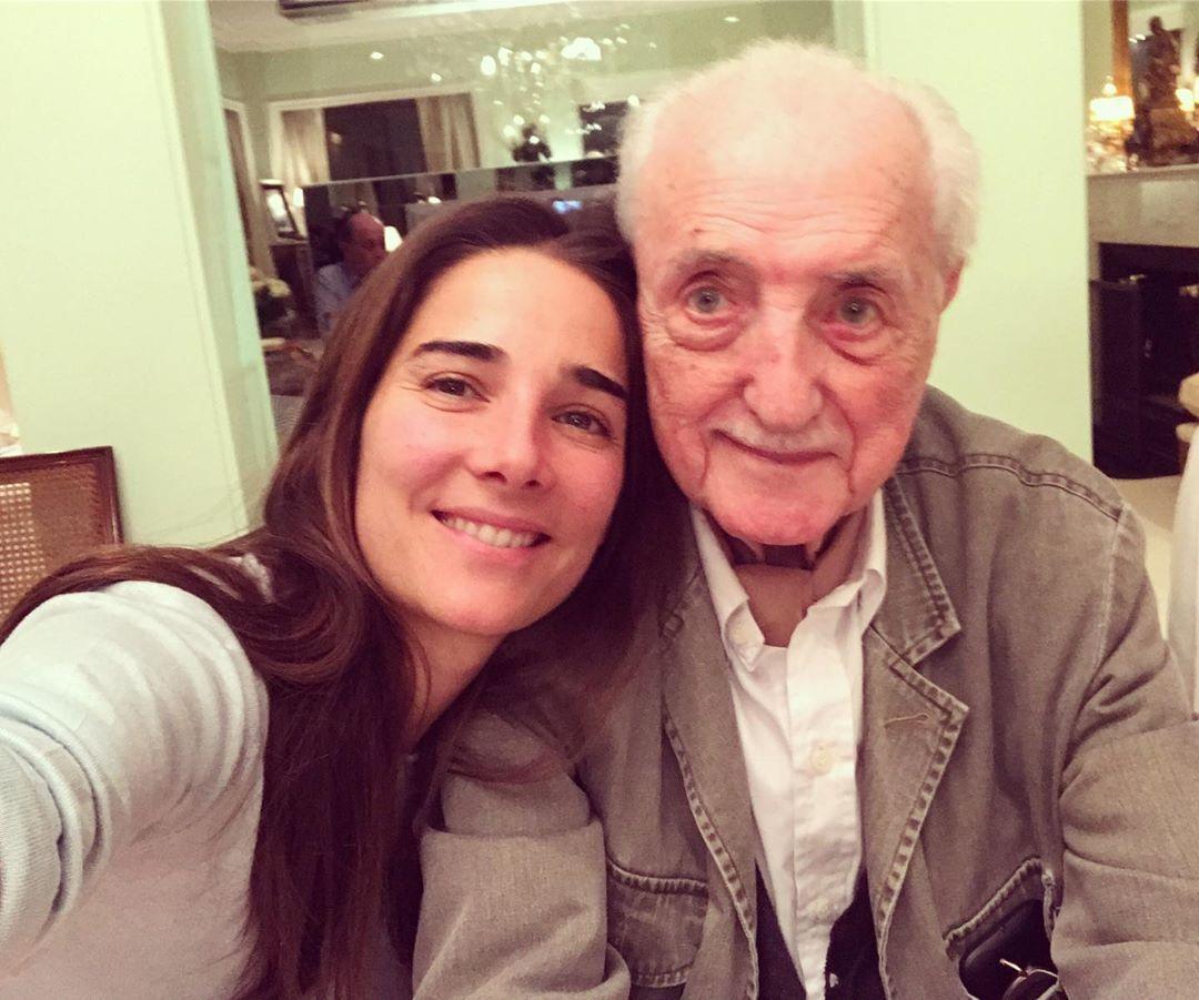 Murió José Martínez Suárez, el hermano cineasta de Mirtha Legrand