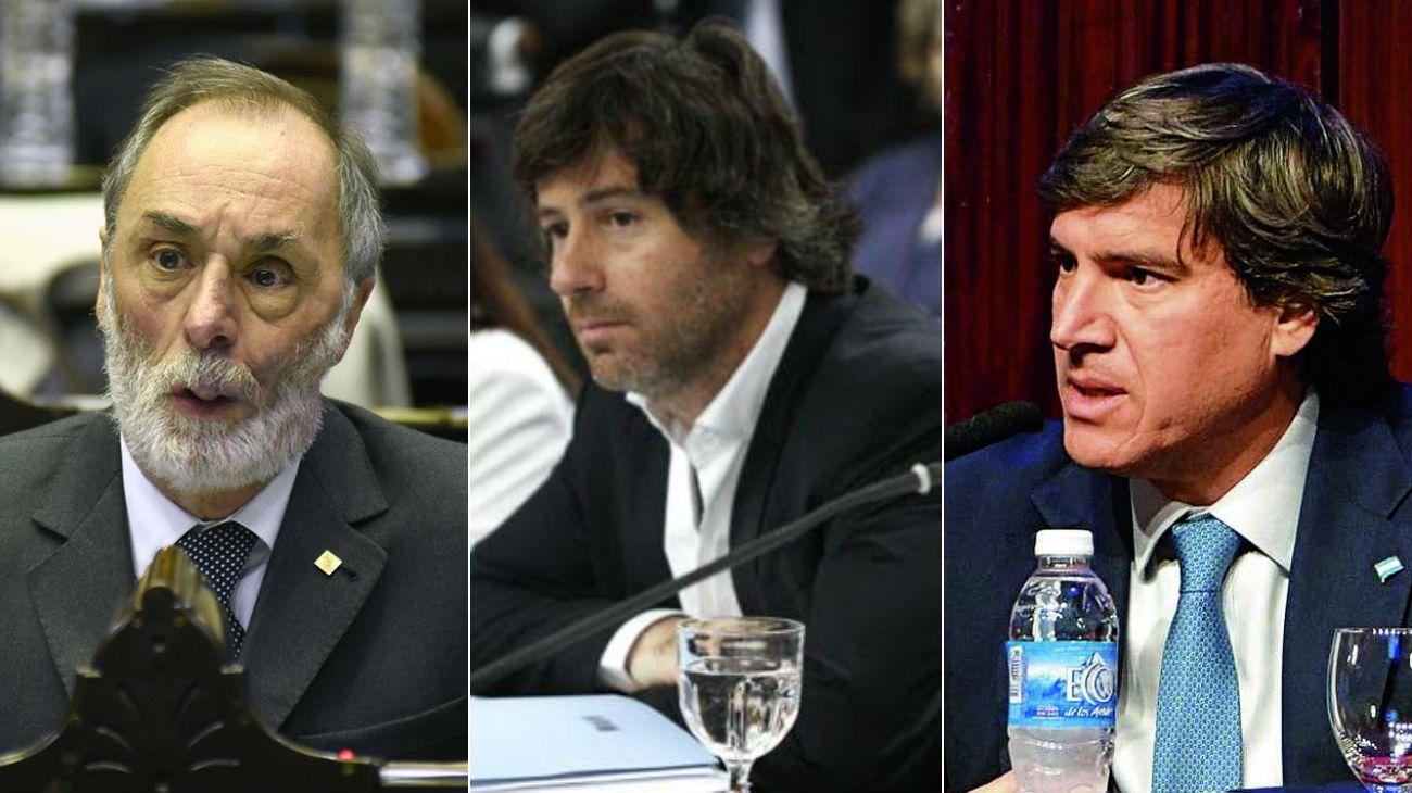 Los funcionarios que mantienen roles centrales en las negociaciones