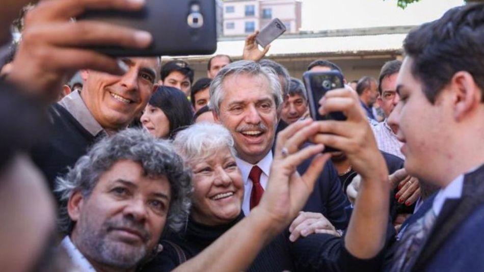 alberto fernandez encuestas 20190818