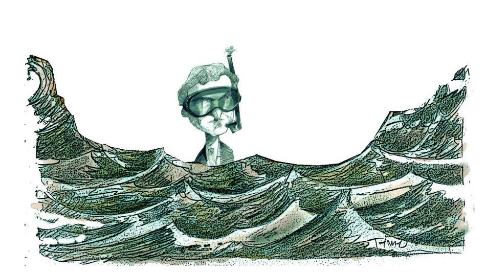 mauricio macri barco pablo temes 20190818