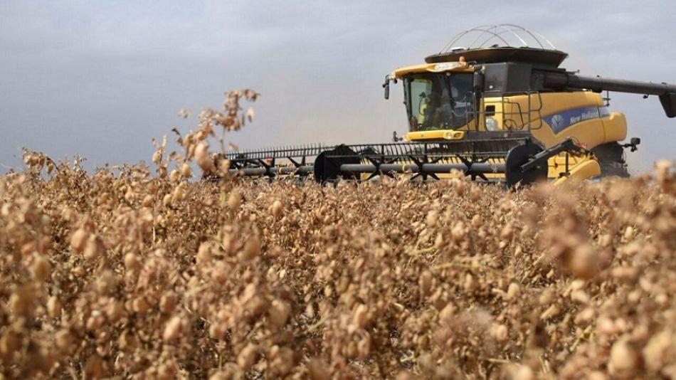 ORIGEN. En el segundo trimestre, los tractores de fabricación nacional representaron un 66,4% y las cosechadoras un 57,1%.