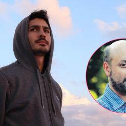 Chino Darín y Juan José Campanella