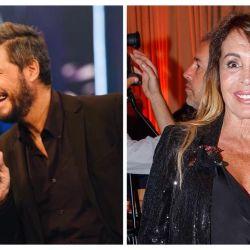 Pata Villanueva dio detalles de su intenso amorío con Marcelo Tinelli
