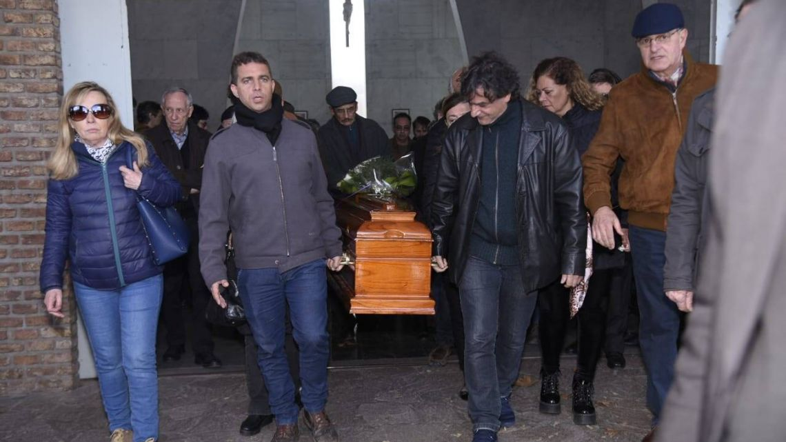 FOTOS| El último adiós a José Martínez Suárez