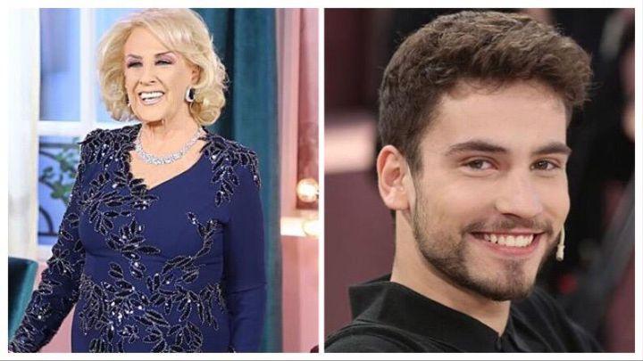 Mirtha Legrand se suma a ATAV y enamorará a Albert Baró