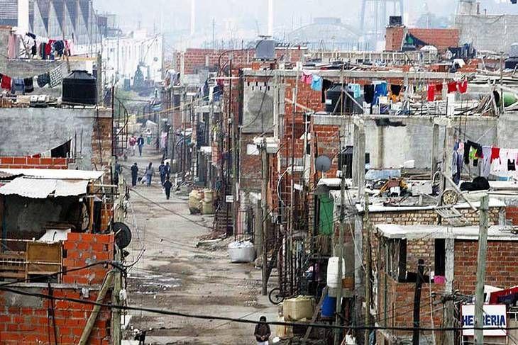 Pese a las obras, en el barrio de emergencia que se encuentra en Retiro las urnas le dieron la espalda al Gobierno.