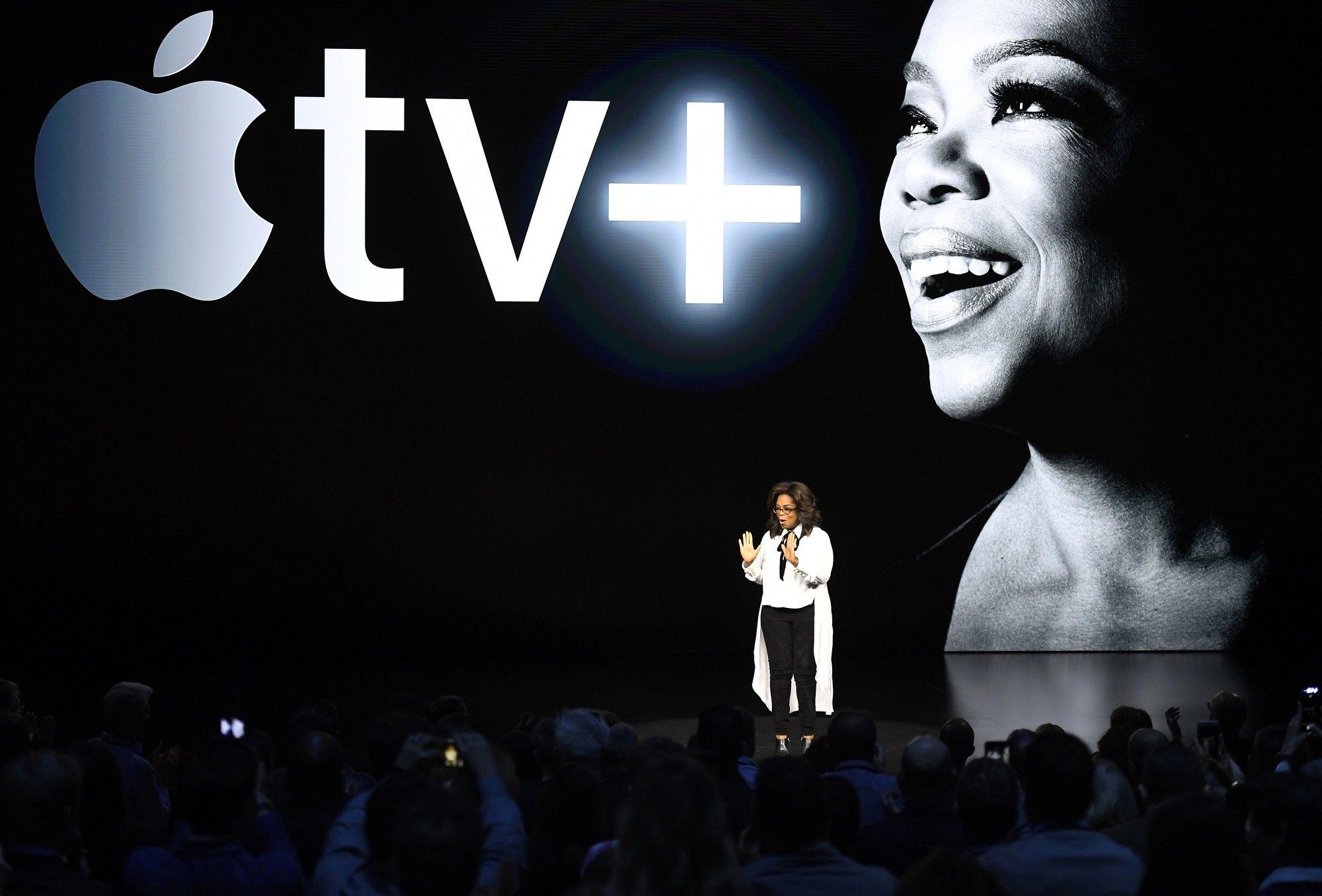 Apple Shows Off Apple TV+ Video Service, Taking on Netflix