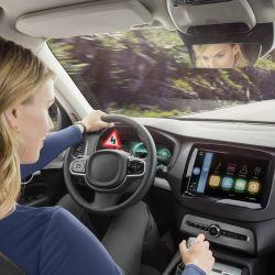 Las pantallas 3D de Bosch permiten captar la información visual más rápido.
