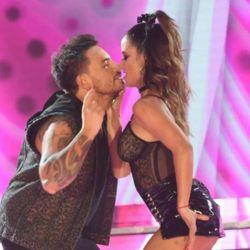 Lourdes Sánchez y Fede Bal respondieron a las críticas por su polémico beso