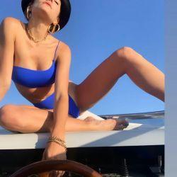 Pocho Lavezzi, muy cerca de una top model argentina