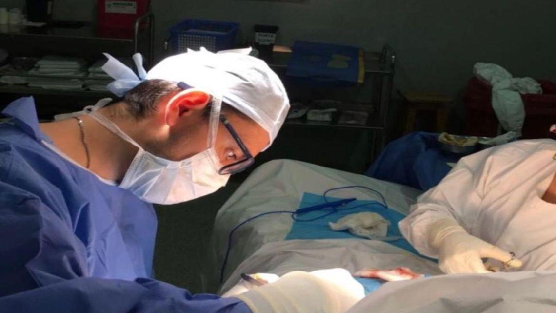 Dr. Andrés Amoroso