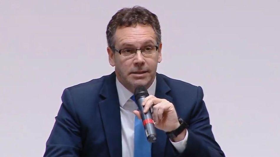 Guido Sandleris, presidente del Banco Central de la República Argentina