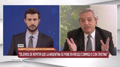 Video   Así reaccionó Alberto F. cuando Diego Leuco le preguntó por la inflación