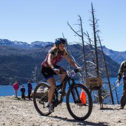 De la cordillera al mar, en MTB o bike por etapas y ante paisaje espectacular.