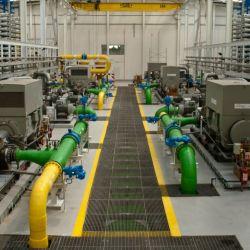Científicos en EE.UU. han creado una efectiva membrana de celulosa que puede purificar agua salada por destilación.